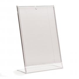 A4 Angled Ad-Print Holder