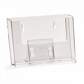 1 Pocket A6 Landscape Leaflet Holder