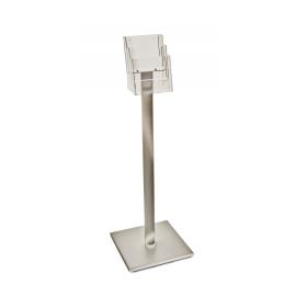 3 Pocket A5 Luxury Floor Stand