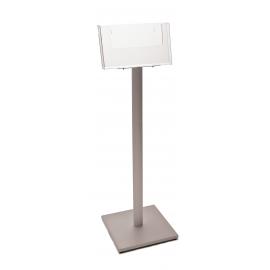 1 Pocket A4 Landscape Luxury Floor Stand