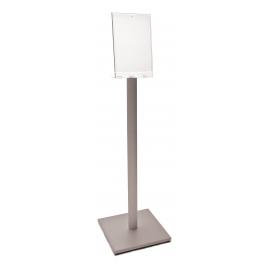 A4 Notice Holder Luxury Floor Stand