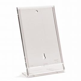 A5 Angled Ad-Print Holder