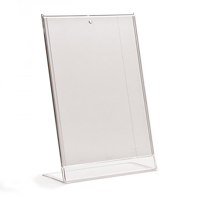 A4 Angled Ad Print Holder