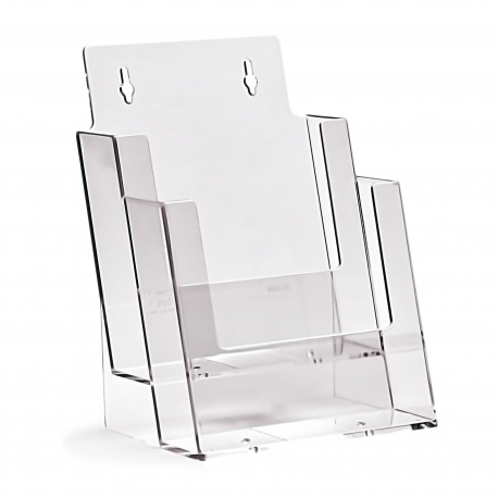 2 Pocket A5 Portrait Brochure Holder