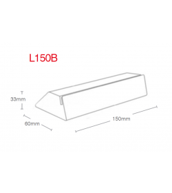 A5 Angled Information Holder