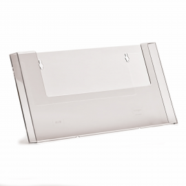1 Pocket A4 Landscape Leaflet Holder