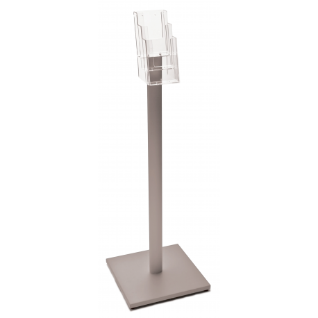 3 Pocket 1/3rd A4 Luxury Floor Stand