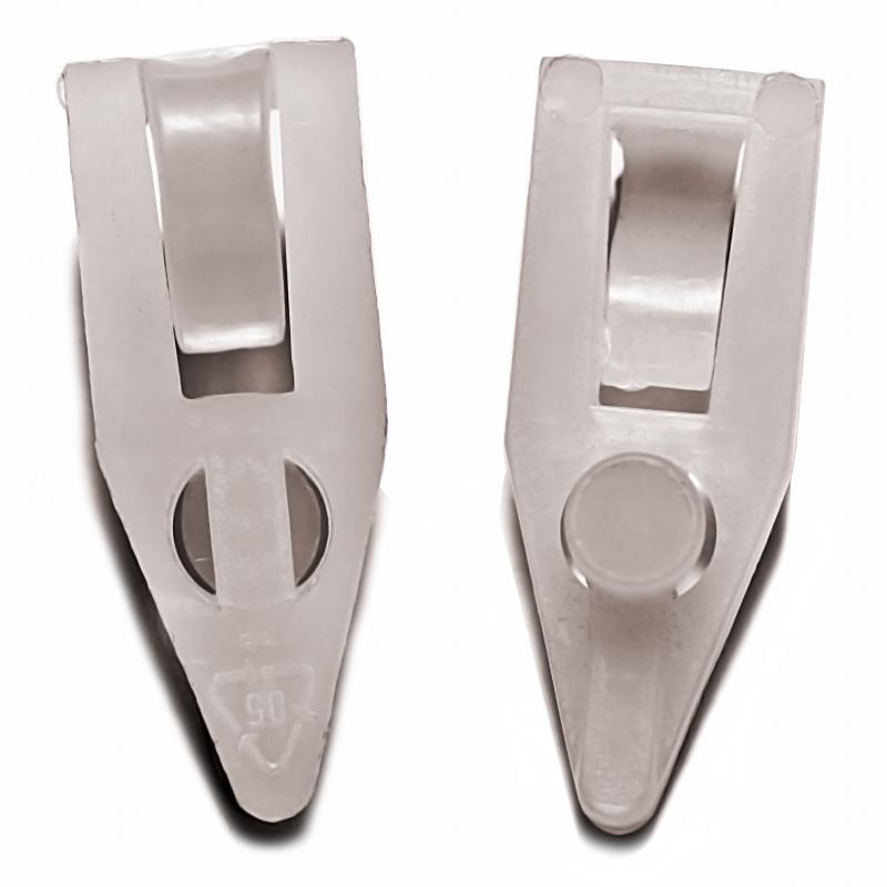 Wire Frame Hanging Clips Taymar Brochure Holders