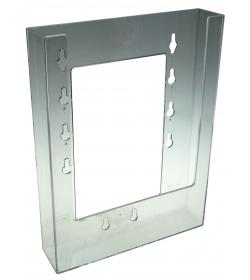 ClipLock 1 Pocket A5 Portrait Leaflet Holder