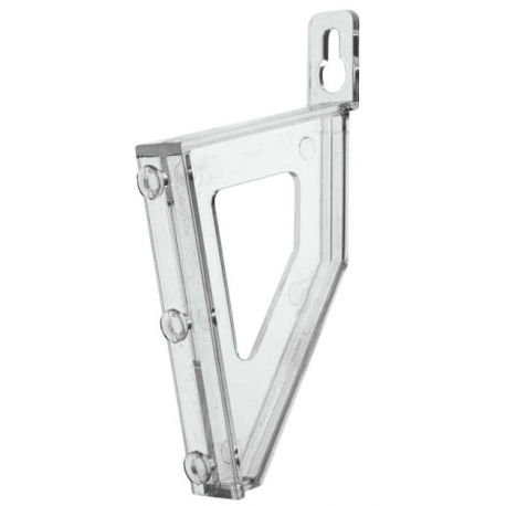 ClipLock Leaning Mounting Clips - Direct to wall