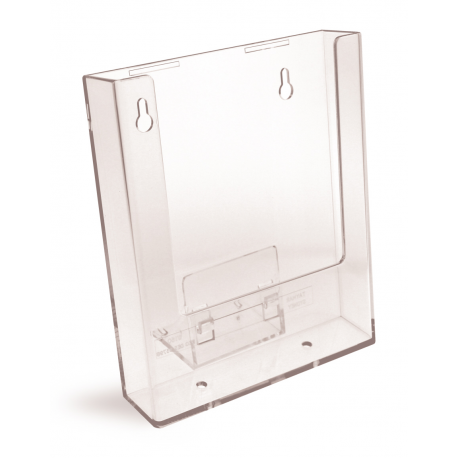 1 Pocket A5 Portrait Leaflet Holder