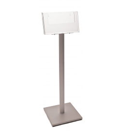 1 Pocket A4 Landscape Luxury Floor Stand