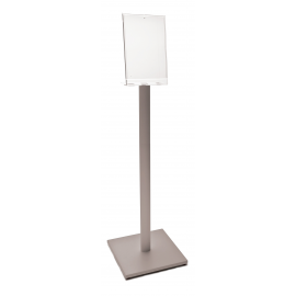 A4 Notice Holder Luxury Floor Stand